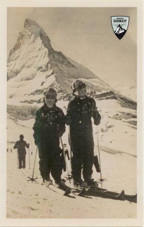 In der Baracca Zermatt wirst du verwöhnt, wie eine (Schnee)-Prinzessin!